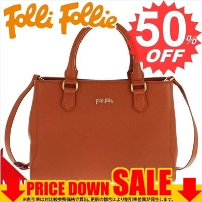 フォリフォリ バッグ 手提げバッグ FOLLI FOLLIE HB16P038 比較対照価格 34,560 円