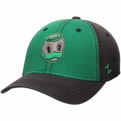 Zephyr ゼファー スポーツ用品  Zephyr Oregon Ducks Charcoal Cobalt Slouch Adjustable Hat