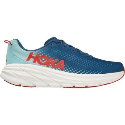 ホカ オネオネ Hoka One One メンズ ランニング・ウォーキング シューズ・靴 HOKA ONE ONE Rincon 3 Running Shoes Teal/Blue