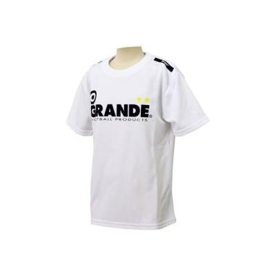 グランデ プロトタイプ ドライメッシュ キッズTシャツ半袖 GFP10035 109 150