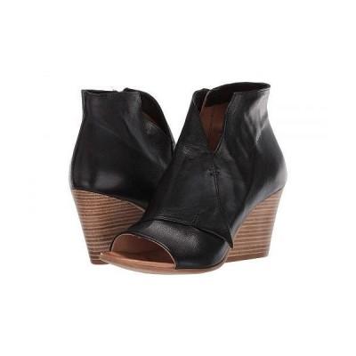 Miz Mooz ミズムーズ レディース 女性用 シューズ 靴 ブーツ アンクル ショートブーツ Kimball - Black