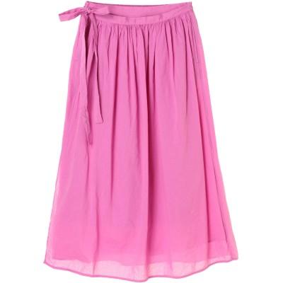 ふんわりボイルギャザースカート