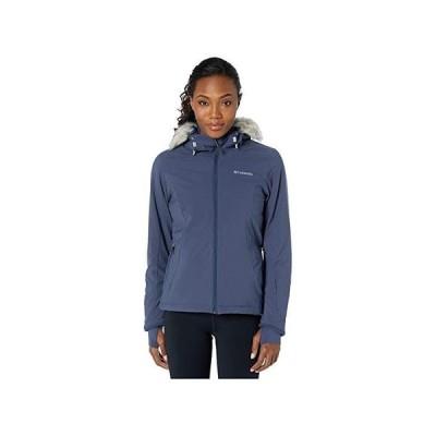 コロンビア Alpine Slide Jacket レディース コート アウター Nocturnal/Dark Nocturnal Heather