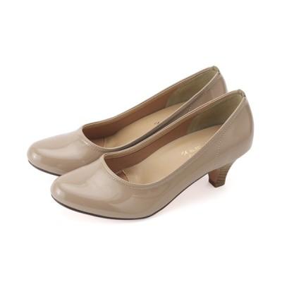 ANDEX shoes product / coca PORTA / コカポルタ  ビジネス プレーンパンプス ラウンドトゥ  オフィス 6cmヒール 117711 WOMEN シューズ > パンプス