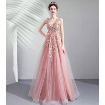 高品質 ロングドレス パーティードレス 超豪華なトレーンドレス マーメイドライン ウェディングドレス ワンピース ナイトドレス