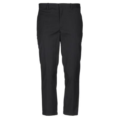 ニール・バレット NEIL BARRETT パンツ ブラック 48 ポリエステル 60% / コットン 37% / ポリウレタン 3% パンツ
