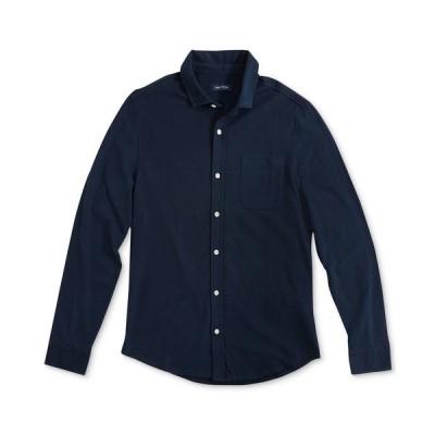 ナウティカ シャツ トップス メンズ Men's Classic-Fit Shirt Navy
