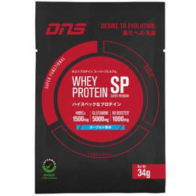 DNS ホエイプロテインSP【ヨーグルト風味/34g】 DNS D20001380201
