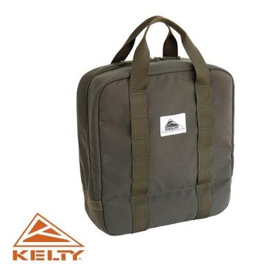 ケルティ/KELTY国内正規品 カセット ストーブ ケース バッグ ケース ボックス 収納 ロゴ アウトドア キャンプ ソロキャン ガスコンロ 2594010