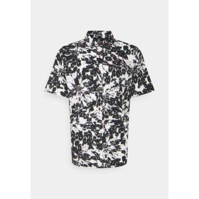 ボルコム シャツ メンズ トップス STRIVER S/S - Shirt - white