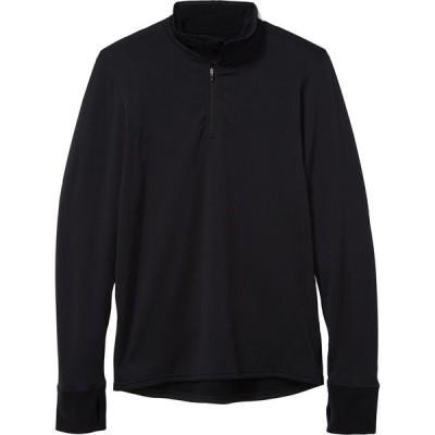 (取寄)マーモット ポーラテック ベースレイヤー— トップ - メンズ Marmot Polartec Baselayer 1/2-Zip Top - Men's Black