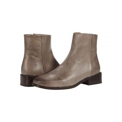 Frye フライ レディース 女性用 シューズ 靴 ブーツ アンクル ショートブーツ River Inside Zip Bootie - Graphite