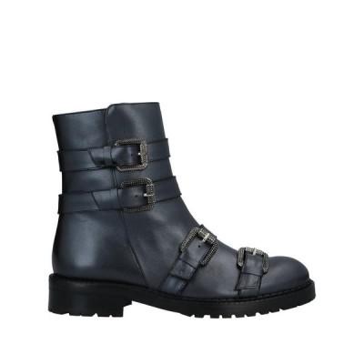 RAS ショートブーツ  レディースファッション  レディースシューズ  ブーツ  その他ブーツ ブラック