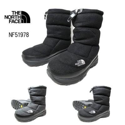 ザ ノース フェイス THE NORTH FACE NF51978 ヌプシブーティーウール5 ユニセックス 靴