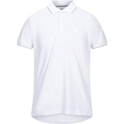 ピープルオブシブヤ PEOPLE OF SHIBUYA メンズ ポロシャツ トップス Polo Shirt White