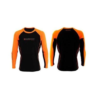 全国送料無料!Sharkskin Rapid Dry Long Sleeve Shirt, Large, Orange