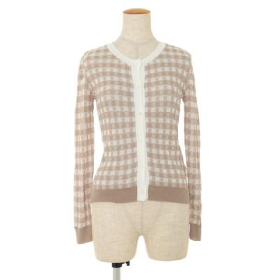 フォクシーニューヨーク collection カーディガン 36640 Knit Cardigan 長袖 38