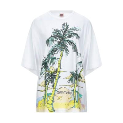 I'M ISOLA MARRAS T シャツ ホワイト XS コットン 100% T シャツ
