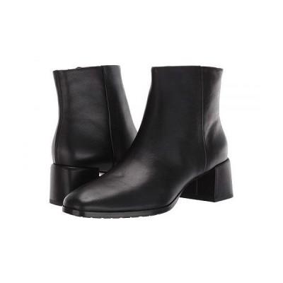 Via Spiga ヴィアスピーガ レディース 女性用 シューズ 靴 ブーツ アンクルブーツ ショート Sahira - Black