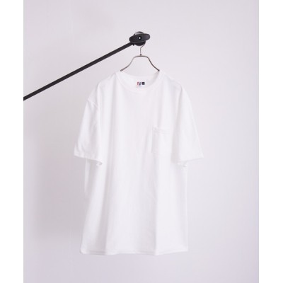 tシャツ Tシャツ 【STATE LINE/ステートライン】STATE LINE7.25oz RUGBY SS POCKET TEE(UN)
