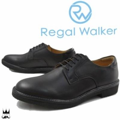 送料無料 リーガルウォーカー REGAL WALKER メンズ ビジネスシューズ 101W 3E 大きいサイズ 紳士靴 リクルート フレッシャーズ ブラック