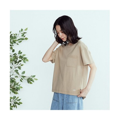 <COMME CA ISM(Women)/コムサ イズム>【一部店舗限定/ジェンダーレス】ロゴ ワンポイント Tシャツ(5260CP73) 15【三越伊勢丹/公式】