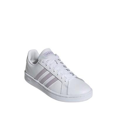 アディダス レディース スニーカー シューズ Grand Court Sneaker FTWWHT/MAU