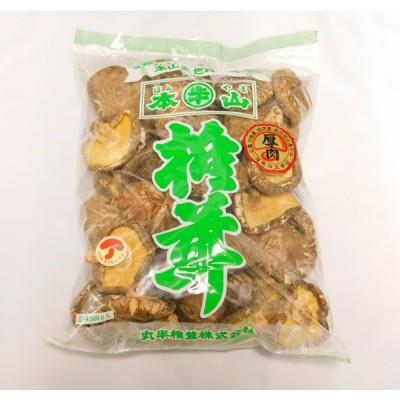 丸半 椎茸肉厚中撰 国産 500g