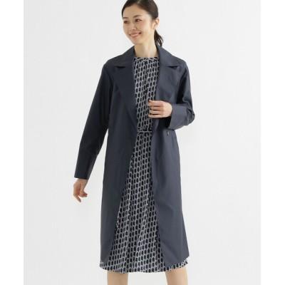 SANYO SELECT / 【はっ水】【制菌】ECO BLUEスプリングコート WOMEN ジャケット/アウター > トレンチコート