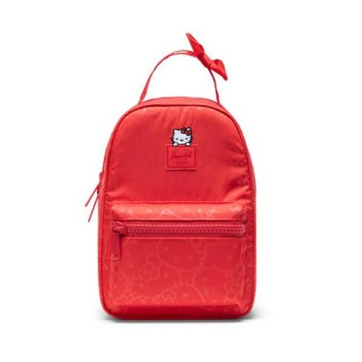 Herschel Supply / Nova Backpack Small | Hello Kitty / Red ハローキティ 14L WOMEN バッグ > バックパック/リュック