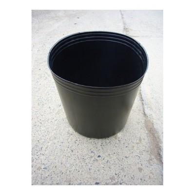 接木・生産資材 ポリ鉢黒 つかめるポット36cm