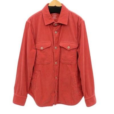 【SALE】 SAVE KHAKI UNITED コーデュロイシャツブルゾン サイズ:M (明石店)