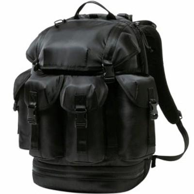 ニューエラ(NEW ERA) ユーティリティ 40L 4ポケットパック UTILITY 4P PACK ブラックサテン 12541065 【バックパック リュックサック