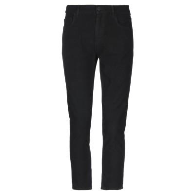 ペンス PENCE パンツ ブラック 30 コットン 98% / ポリウレタン 2% パンツ