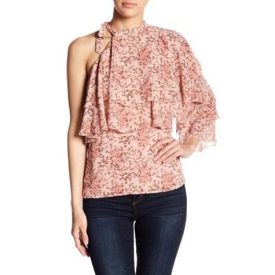 レディース 衣類 トップス WAYF Womens Colton Ruffle Tiered Floral Blouse ブラウス&シャツ