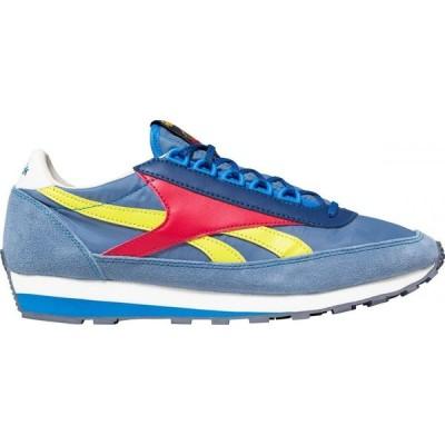 リーボック Reebok メンズ スニーカー シューズ・靴 Aztec OG Shoe Slate/Easy Blue/Batik Blue/Hyper Green/Red