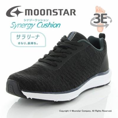 ムーンスター [2020年秋冬新作] moonstar メンズ ウォーキングシューズ SNGY M02 Eブラック