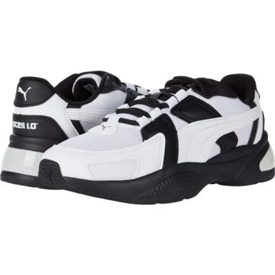プーマ PUMA メンズ スニーカー シューズ・靴 Ascend Puma White/Puma Black/Castlerock