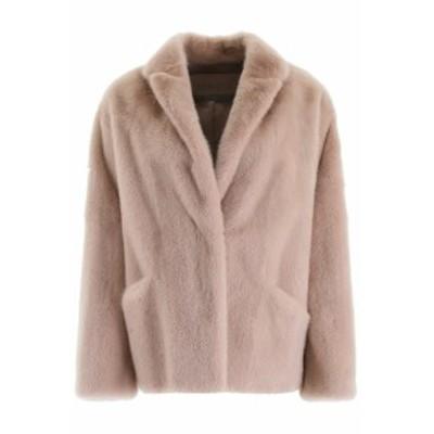 MAVINA/マヴィナ ファージャケット CALIFORNIA Mavina mink fur jacket レディース 秋冬2019 MV0007 VMP05 ik