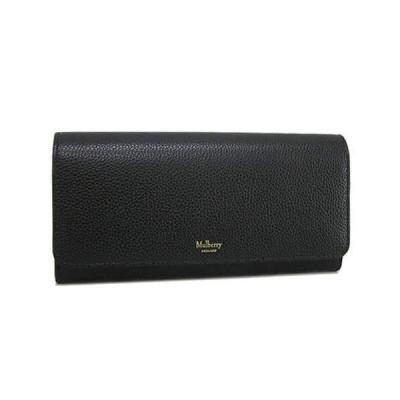 マルベリー MULBERRY レディース 長財布 RL4440 205 A100 BLACK 20ss (BLACK) 並行輸入品