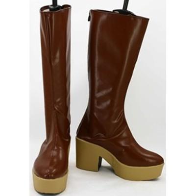 Gargamel コスプレ靴 FairyTail フェアリーテイル Lucy Heartphilia ルーシィハートフィリア コスプレブーツ m2500