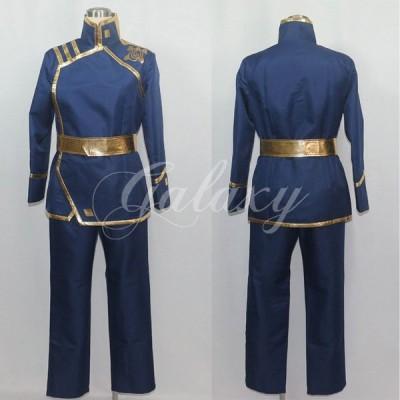 07-GHOST セブンゴースト 帝国軍服 トワノ・ミカゲ コスプレ 衣装 cc2021(cc2021)