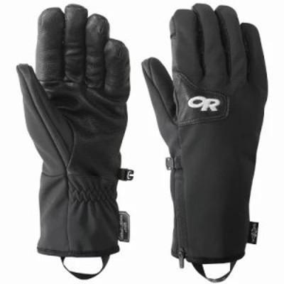 アウトドアリサーチ 手袋・グローブ StormTracker Gloves BLACK/CHARCOAL