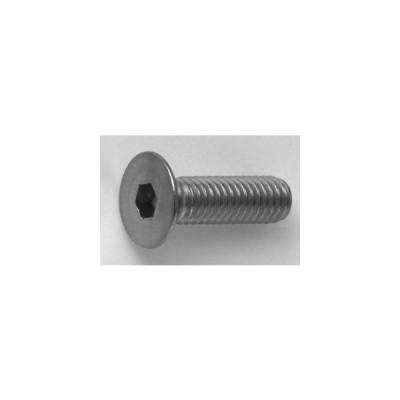 サンコーインダストリー 六角穴付き皿ボルト(皿キャップスクリュー)(SSS規格)東工舎金属制作所 6 X 18