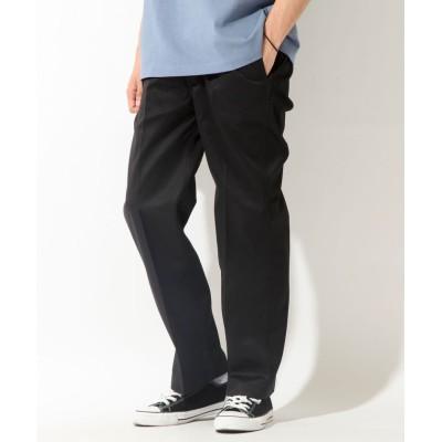 【ZIP FIVE】 BEN DAVIS/TC WORKERS PANTS メンズ ブラック L(33inch) ZIP FIVE