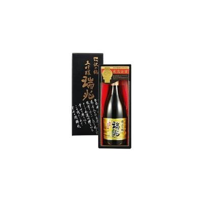 日本酒 ギフト 純米大吟醸 瑞兆(ずいちょう)720ml