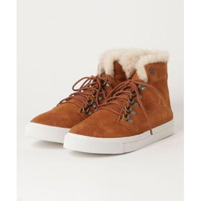 American Supply Co. / [ミネトンカ] MINNETONKA ロッティーモス コラボ ファートリムブーツ LOTTIE MOSS FUR TRIM BOOTIE WOMEN シューズ > ブーツ