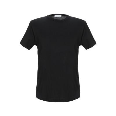 ダニエル フィエゾーリ DANIELE FIESOLI T シャツ ブラック XXL コットン 100% T シャツ