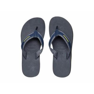 ハワイアナス メンズ サンダル シューズ Urban Material Sandal Black
