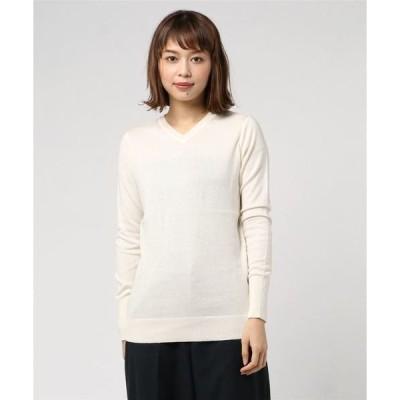 tシャツ Tシャツ [レディース]VネックTEE(日本製)